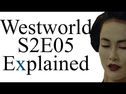 Westworld S2E05 Explained