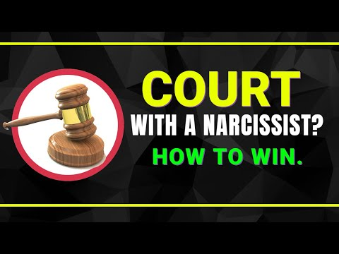 Preparing for Court With a Narcissist? How to be 10 Steps Ahead of Your Toxic Ex in Court
