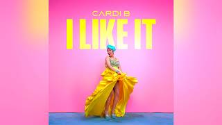 I Like It - Cardi B (Solo Version)