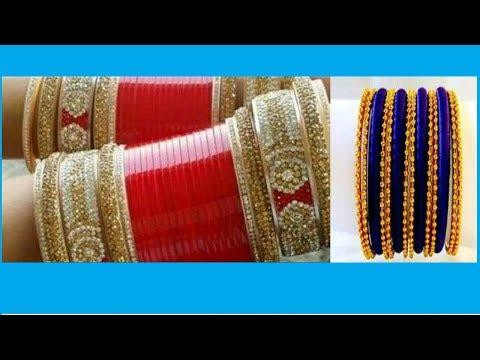 EID CHUREA BANGLES//BRIDAL CHORA BANGLES//BEAUTIFUL CHUREA DESIGN