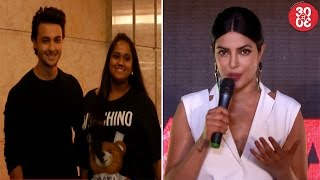 Karan To Launch Salman's Brother –In Law Ayush? | Priyanka Reveals Why She Signed Baywatch