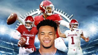 Get to Know Kyler Murray Through the Eyes of Teammates, Coaches, and Family