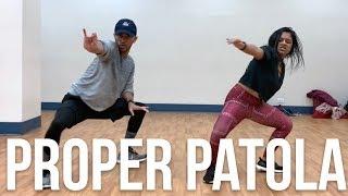 Proper Patola  Rohit Gijare Choreography  Namaste London  Badshah  Dance  Arjun  Parneeti