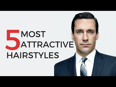 5 Most Attractive Men's Hairstyles That Women Love