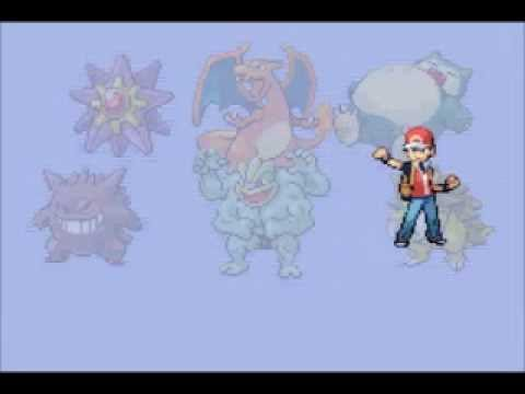 Pokemon Leaf Green - Gary Oak (Champion Battle 1)