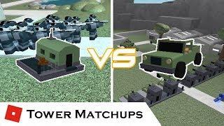 tower battles patrol Videos - 9tube tv
