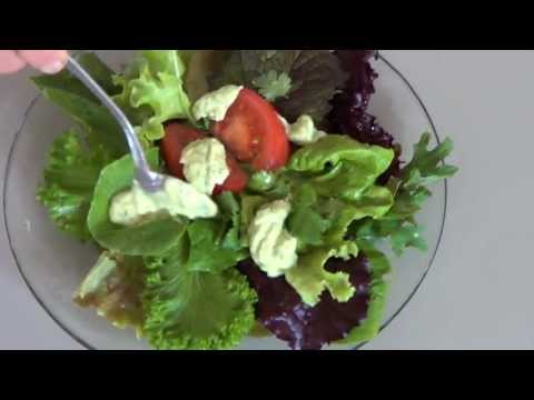 Homemade Garlic Salad Dressing! ...by Teri Wiggins