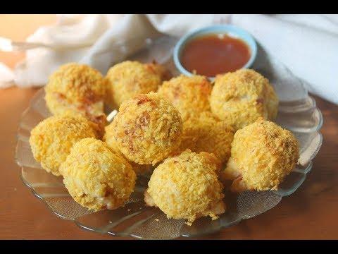 Paneer Cheese Balls Recipe