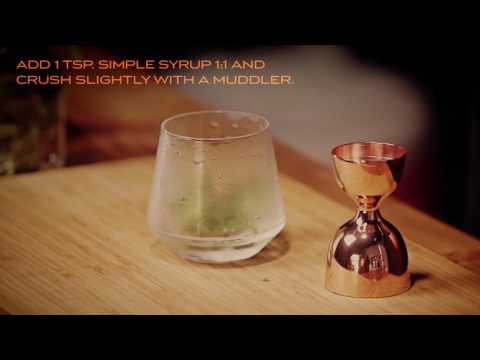 How to Make a Mint Julep with Copper & Kings Brandy