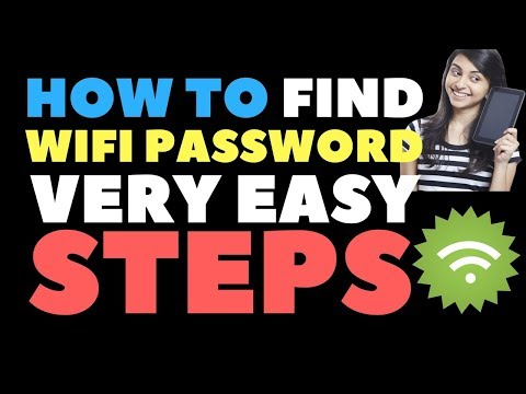 How To Find Wifi Password On Computer With Very Easy Steps In Urdu/Hindi