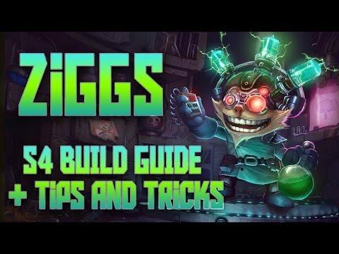 Ziggs - S4 Build & Guide - League of Legends