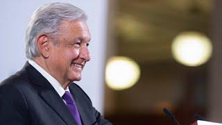 Continuará diálogo para proteger sierra de San Miguelito. Conferencia presidente AMLO