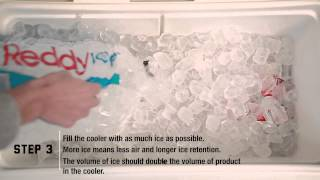 """""""How To Retain Ice Longer In Your Cooler"""" by @BisonCoolers at BisonCoolers.com"""