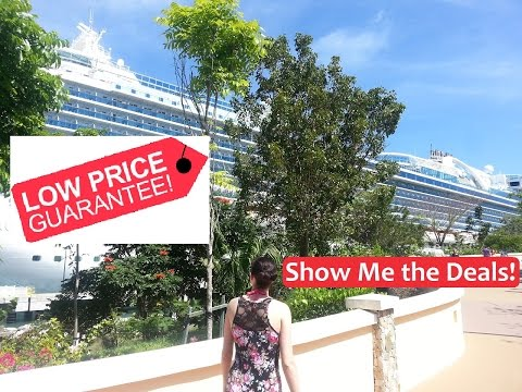 How to find a Cruise for Cheap!!!
