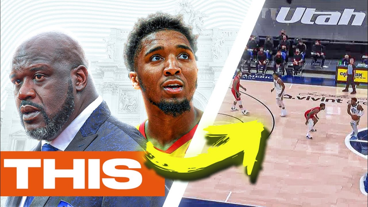 The TRUTH about Shaq's comments to Donovan Mitchell [SPIDA SUPERSTAR?]