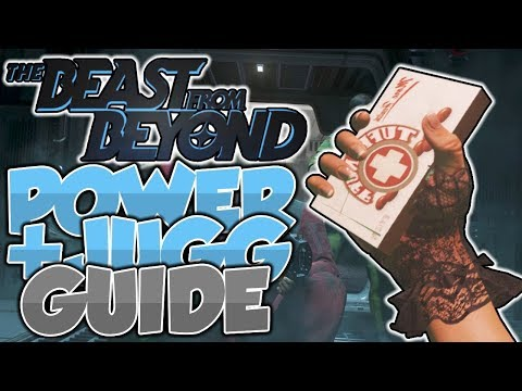 Power and Juggernog Guide! | The Beast From Beyond | DLC 4