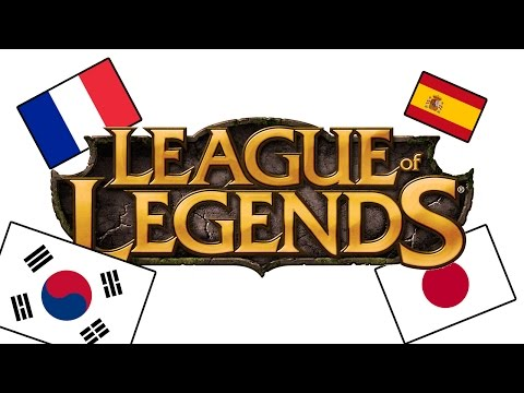 The ultimate way of Changing your League of Legends locale language to Korean (or whatever)