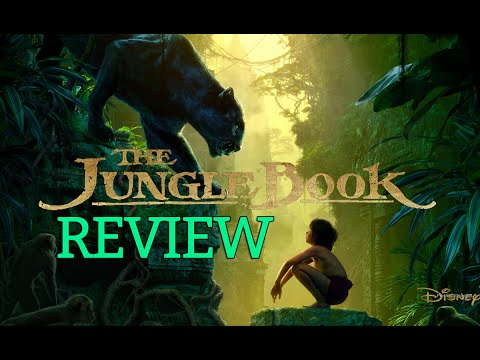The Jungle Book 2016 | REVIEW
