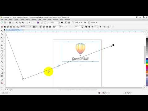 How to use Transparency Tool in CorelDraw
