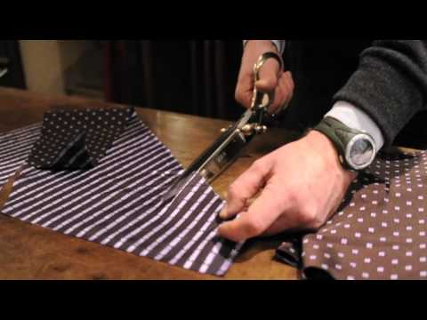 Luxury handmade silk ties by Finollo - Madaboutown.com