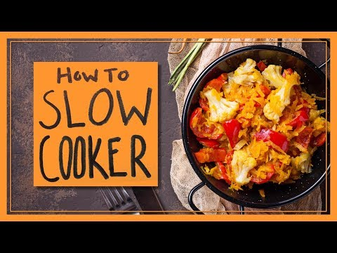 How to Slow Cooker