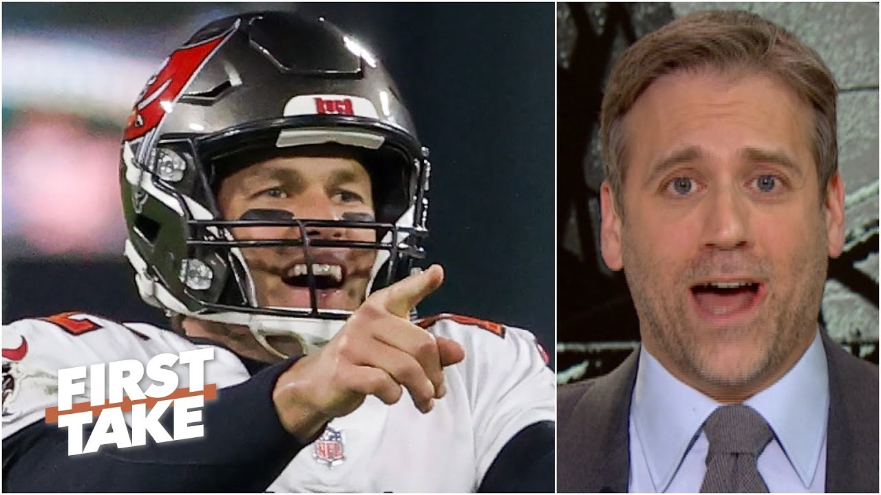 Max Kellerman eats crow for his Tom Brady-Cliff Theory: 'I stand down, he is the GOAT!'   First Take