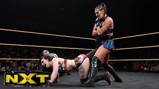 Ruby Riott vs. Sonya Deville - No Holds Barred Match: WWE NXT, Dec. 6, 2017