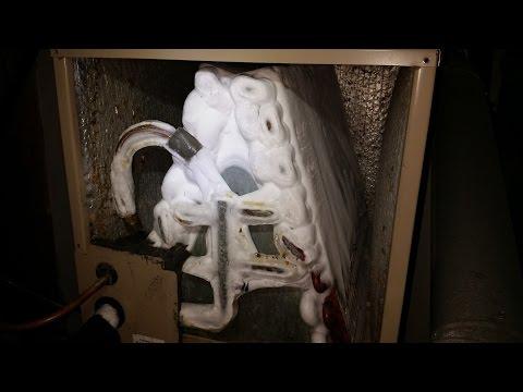 Frozen Air Conditioner