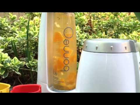 Bonne O Orange Infused Orange Soda - Full Flavor, Half Sugar