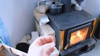 Woodstove Tips and Tricks for more efficiency