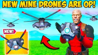 *NEW* DRONE TRICK IS OP!! - Fortnite Funny Fails and WTF Moments! #935