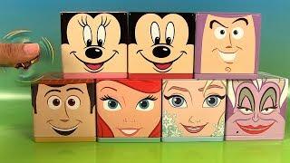Download Surprises Fidget Hand Spinners dans des Boîtes Cubeez Mickey Mouse Minnie Reine des Neiges Video