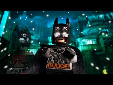 Lego Batman Arkham Knight Ending