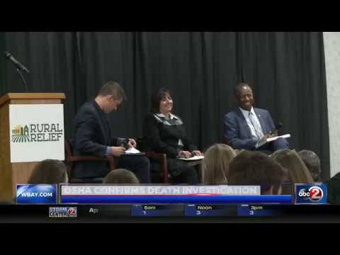 WBAY: Coverage of Hunger & Homelessness Summit