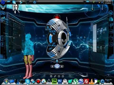 Compelete Desktop Customize 3D (downlaod)