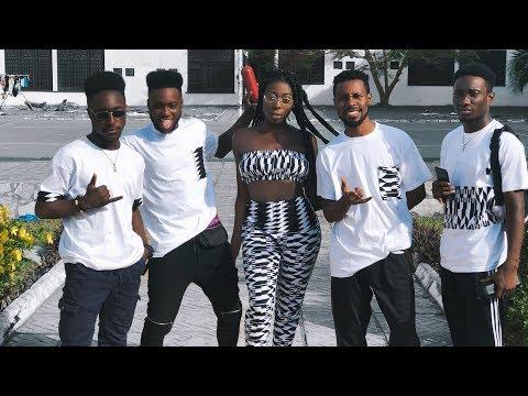 DJ FLEX - DIP DOP (DANCE COVER) - NICOLE THEA x XCLUZIVE CLIQUE