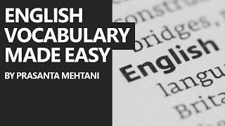 """English Made As Easy As Possible - Words Starting with the Alphabet """"C"""" - Part 1"""