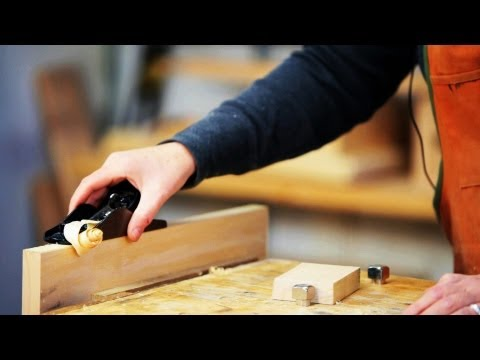 How to Use a Block Plane | Woodworking
