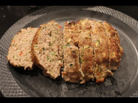 Lean and Healthy Turkey Meat Loaf