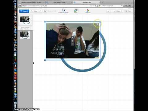 How To Insert Photos, Music, and Videos Into Prezi