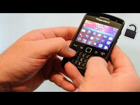 How To Unlock Blackberry Curve - Learn How To Unlock Blackberry Curve Here !