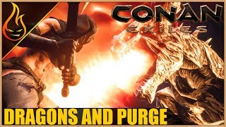 First Look At New Arrows And Dual Wield Combat Conan Exiles 2018