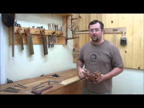 The Wooden Plow Plane
