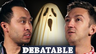 Are Ghosts Real? • Debatable