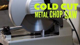 Tool Time Tuesday - Makita LC1230 Cold Cut Metal Chop Saw