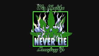 Wiz Khalifa - Never Lie feat.Moneybagg Yo [Official Audio]