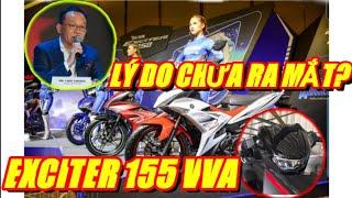 Thực hư có hay không ra mắt xe exciter 155 VVA 2020 Chủ tịch yamaha motor Việt Nam đã lên tiếng?#43