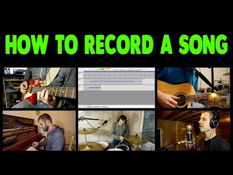 How to Record a Song on Computer (Simple Explanation)