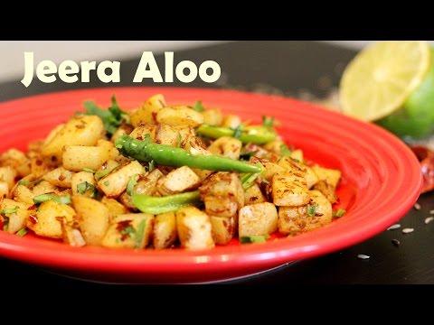 Jeera (Zeera) Aloo Recipe | Aloo Jeera - Side Dish for Chapati, Poori Recipes By Shilpi