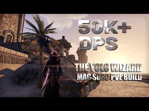 Elder Scrolls Online: Homestead - Magicka Sorcerer PVE Build